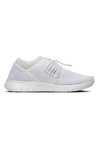FitFlop white FitFlop Airmesh Lace Up Sneaker (Urban White) 9E07DSHA8A30A7GS_1