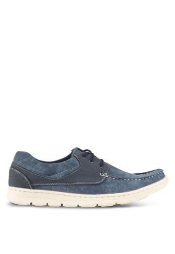 Rocklander blue Rocklander Casual Boat Shoes 09370SH4AACDBEGS_1