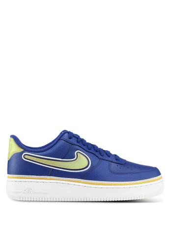 Nike blue Nike Air Force 1 '07 LV8 Sport Shoes F08F8SH7C8846CGS_1