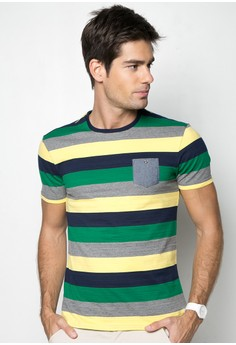 Erving Striped Tee
