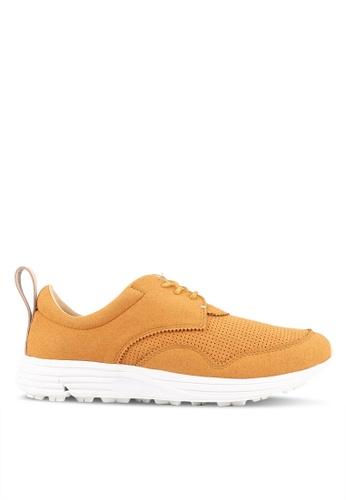 Rawrow orange Wax 140 Chamude Sneakers RA312SH0RQMAMY_1