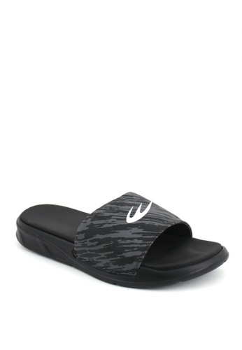 World Balance black Tempest Men's Slippers 6259BSH249B630GS_1