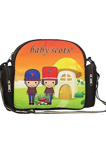 Baby Scots Tas Medium Baby Scots - Diapers Bag Baby Scots - BST2201 FF669KC1EEB279GS_1