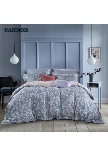 CANNON CANNON Ashton - Leafyion (Quilt Cover Set). FB9E0HL6638D64GS_1