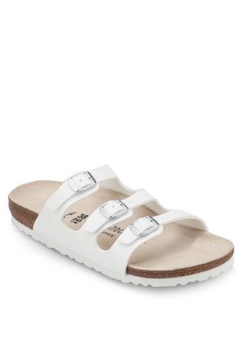 Florida 扣環三esprit outlet 台中帶拖鞋涼鞋, 女鞋, 鞋