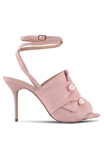 Call It Spring pink Kigoniel Heels 24768SH15A7BF1GS_1