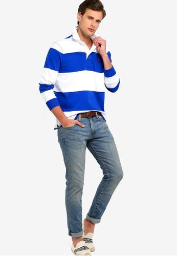 03d7c1448 Buy Polo Ralph Lauren Long Sleeve Polo Shirt Online