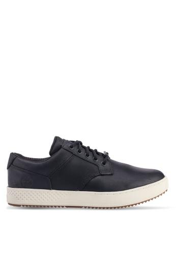 Timberland black City Roam Cupsole Basic Oxfords Sneakers 75CBDSHC461076GS_1