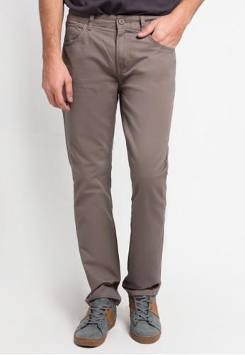 CARVIL brown Celana Rafael-Kh CA566AA0UGYDID_1