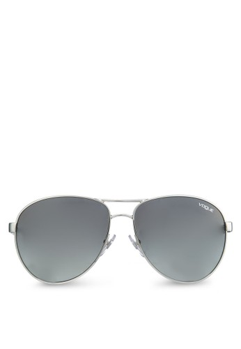 Casual Chic Metal Wesprit causeway bayoman Sunglasses, 飾品配件, 飾品配件