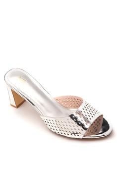 Juan By Janylin Mid High Heels Sandals