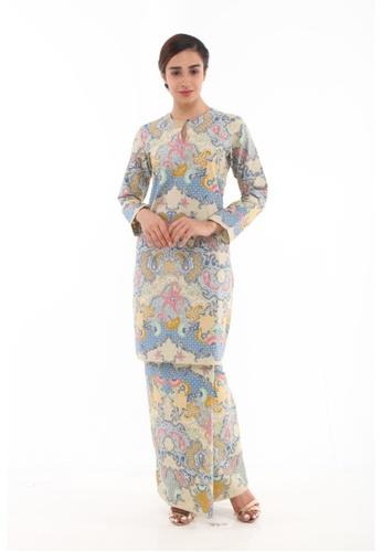 e80a5dc31 Buy Amar Amran Kurung Moden Batik Classic Online | ZALORA Malaysia