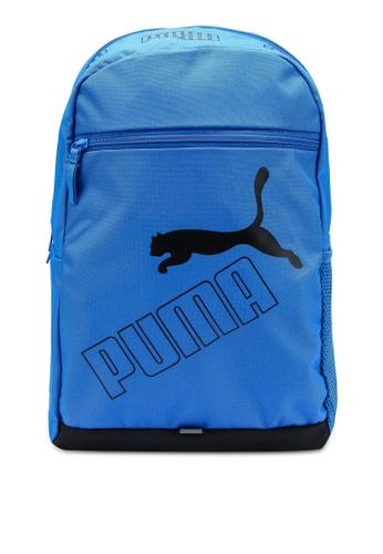 PUMA blue Phase Backpack II 24EF6AC670CE11GS_1