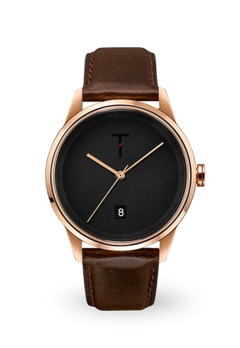 Tylor black and brown and gold Cali Vibe Watch TY212AC0JE5RPH_1