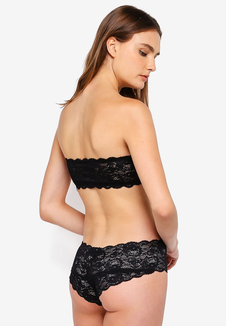 Hotpants Never Say Never Cosabella Black SU8gw8q