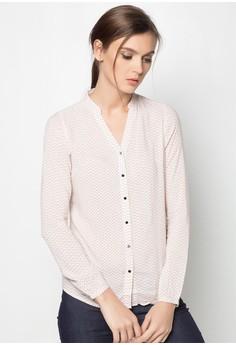 Regular Fit Pattern Shirt