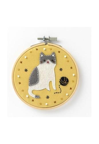 Klosh Felt Embroidery Kit - Cat 2BA4CHL12297E2GS_1