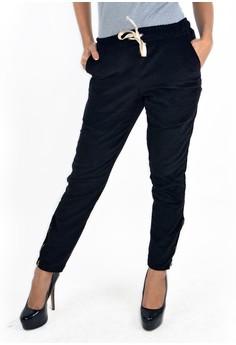 Women's Curdoroy Skinny Pants