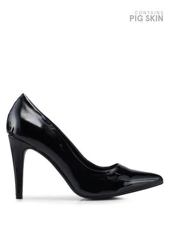 Divine Factory black Tina Heels 4DC79SHAD77B86GS_1