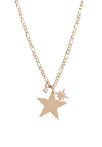 星星墜飾短項鍊, 飾品配件, 飾esprit tw品配件