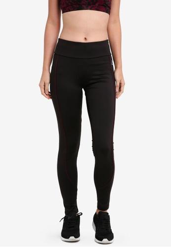 AVIVA black Long Pants 483F2AA00E1AA7GS_1