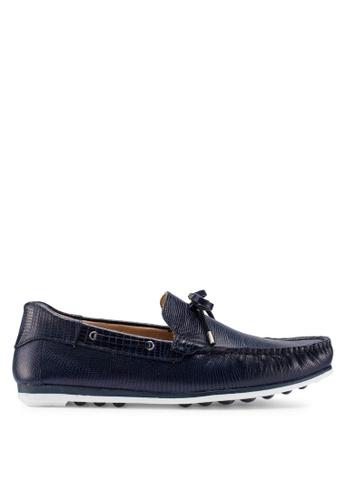 Carlton London navy Slip On Loafers E3DEBSH8300F1DGS_1