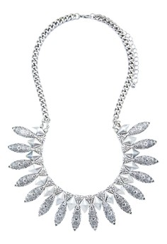 Spiked Statement Necklace