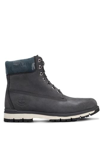Timberland grey Radford 6-Inch Waterproof Boots D68F3SH0C98701GS_1