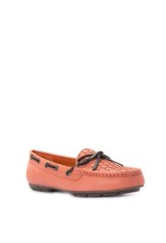 c1f013616 Kickers orange Vanya Boat Shoes KI766SH0JFDUPH 1