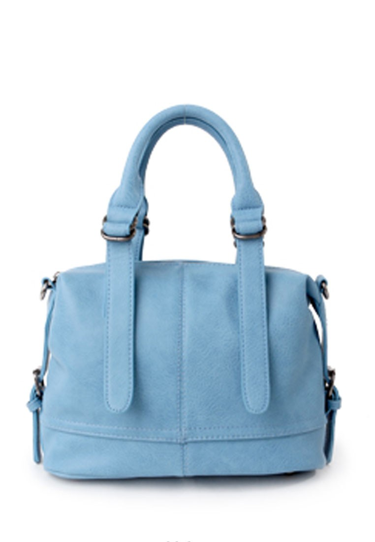 Boxy Appeal Top Handle Bag
