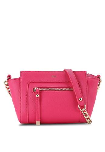 Nose pink Colorful Shoulder Bag NO327AC0RC9PMY_1