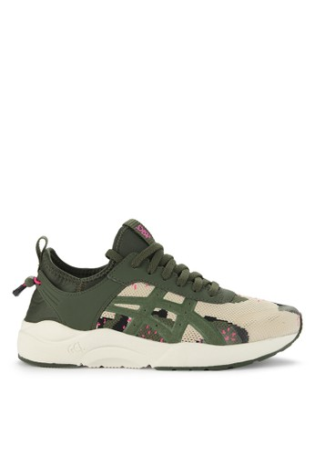 ASICSTIGER green and multi Gel-Lyte Keisei Knit 90D4CSHDCEB8A1GS 1 b8bff4ef4d