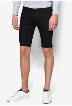 Skinny Stretch Shorts