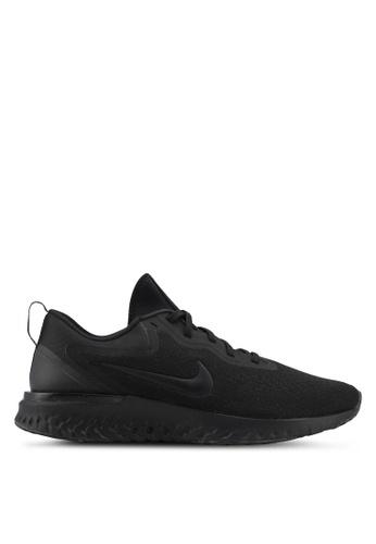 Nike black Men's Nike Odyssey React Running Shoes 5AEFFSH55FD815GS_1