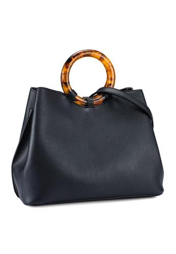 61db213fca96 Shop Dorothy Perkins Tortoiseshell Handle Mini Tote Bag Online on ZALORA  Philippines
