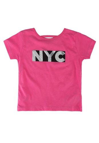 FOX Kids & Baby purple Kids Girls Short Sleeve Tee 1BEABKA822B2EDGS_1