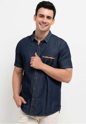 Lois Jeans blue Denim Shirts EC0FFAAF6ECE25GS_1