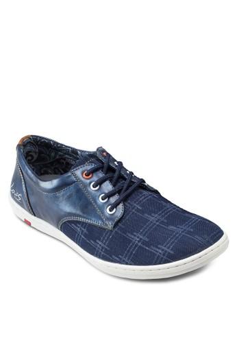 基本款帆布拼接zalora 鞋評價休閒鞋, 鞋, 休閒鞋