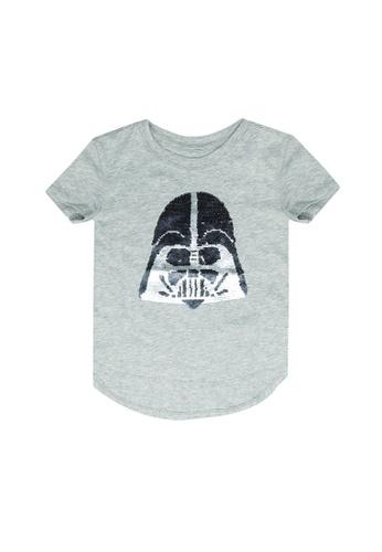 GAP grey Star Wars Flippy Sequin T-Shirt 7FF2FKA7770378GS_1