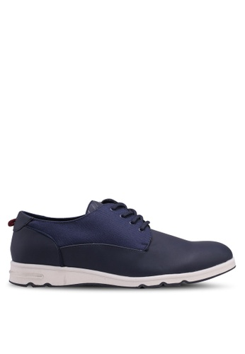 Call It Spring navy Ibalewen Lace Ups F11D5SH6233B2BGS_1