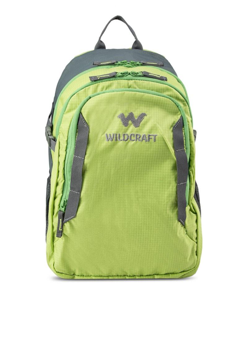Paryak Green Backpack