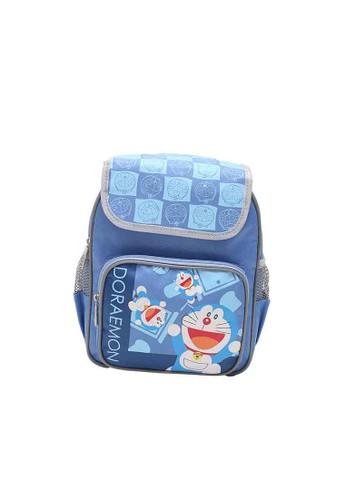 Doraemon blue Doraemon Fun Rucksack S With Flip 5619DKC613399EGS_1