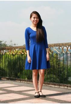 Isha Blue Dress