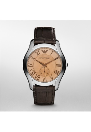 Emporio Armani VALENTE紳士系列腕錶 AR1704, 錶類,esprit 品牌 紳士錶