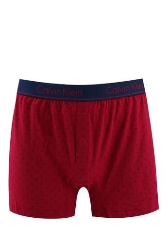 Calvin Klein multi Knit Boxers Slim - Calvin Klein Underwear 786FEUSE8EAE11GS_1