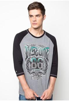 Raglan 3/4 Sleeves T-shirt