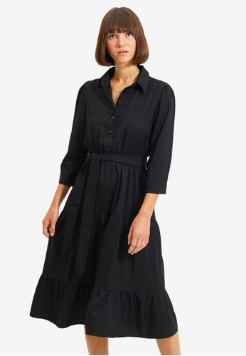 Trendyol black Black Dress F0D30AA48EEA2FGS_1