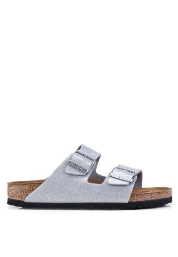 0c49d9bb32ef Buy Birkenstock Arizona Magic Galaxy Soft Footbed Sandals Online on ZALORA  Singapore