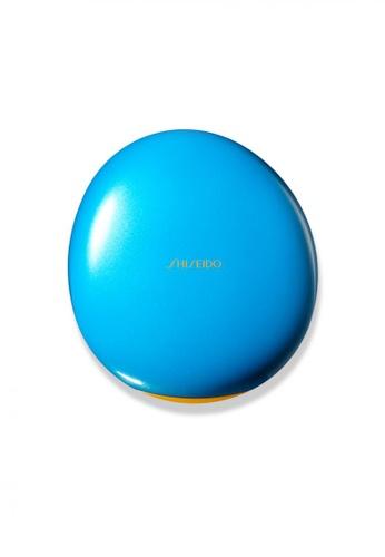 Shiseido beige Global Suncare UV Protective Compact Foundation Case SH514BE0GQ4ISG_1