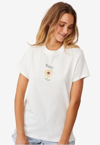 Cotton On multi Classic Arts T Shirt B085BAABE4A848GS_1